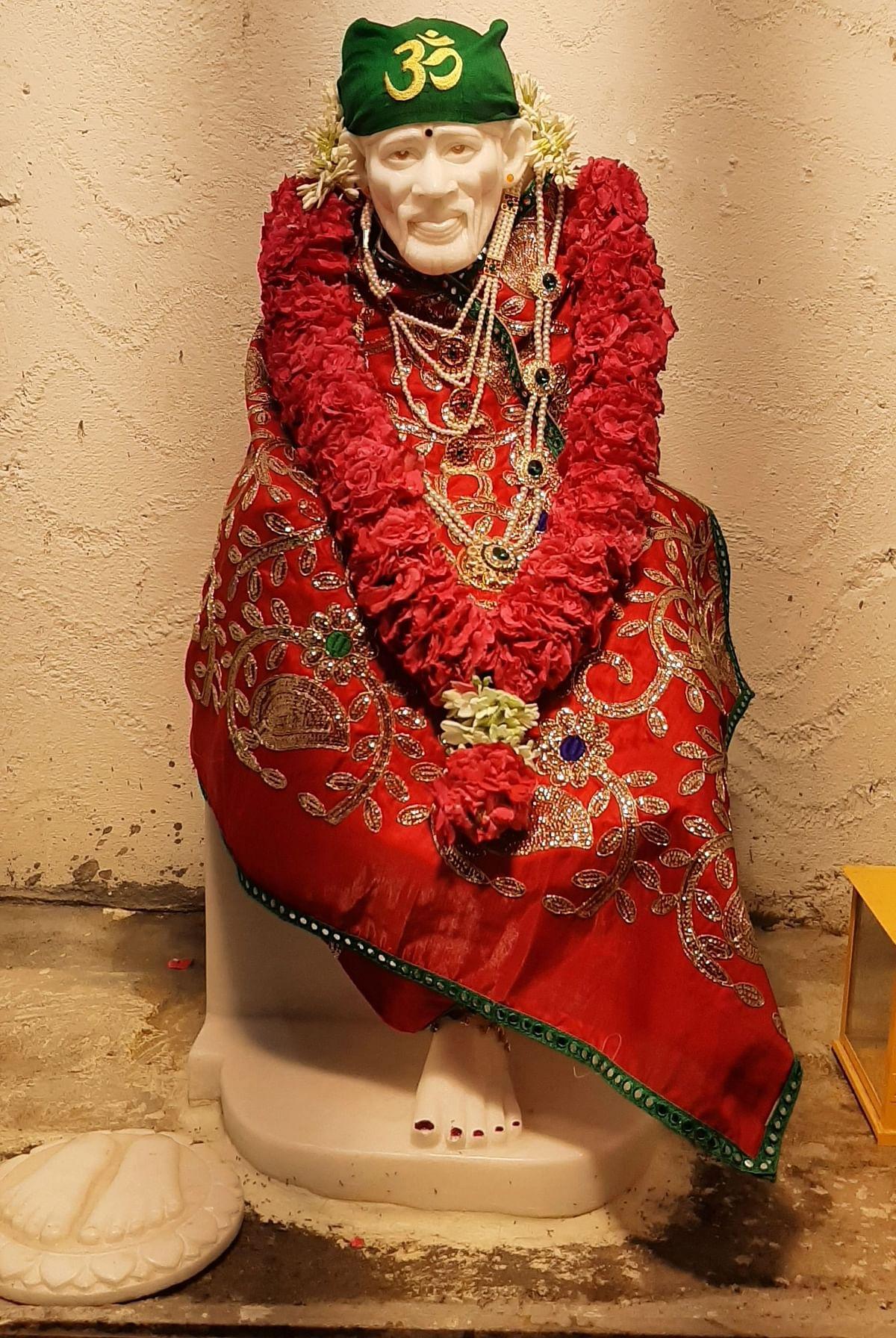 ஸ்ரீஷீரடி சாய்பாபா