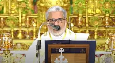 பாலா பிஷப் மார் ஜோசப் கல்லறங்காட்