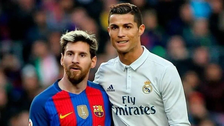 Messi & Ronaldo | மெஸ்ஸி