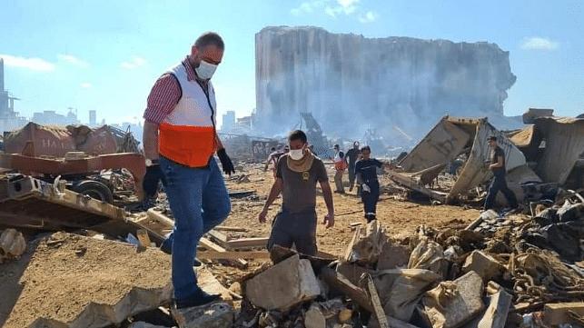 Port of Beirut Blast