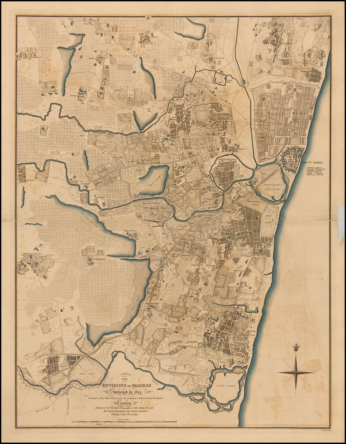 மெட்ராஸ் மாநகரம்