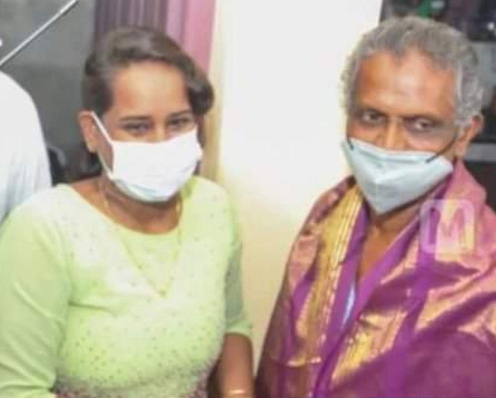 ரூ.12 கோடி லாட்டரி பரிசுபெற்ற ஜெயபாலன்