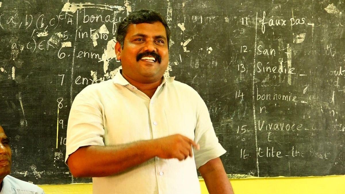 நடிகர் காளி வெங்கட்