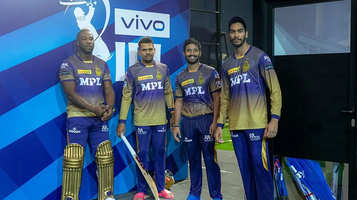 கொல்கத்தா நைட் ரைடர்ஸ் IPL