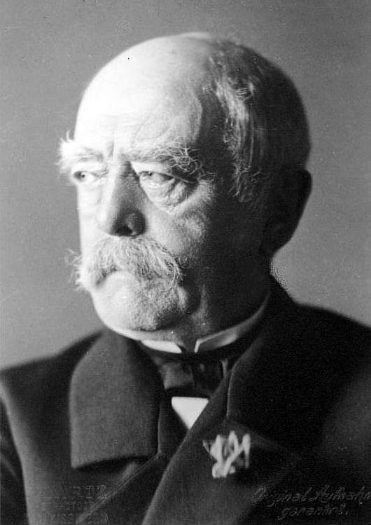 ஓட்டோ வான் பிஸ்மார்க் (Otto Von Bismarck)