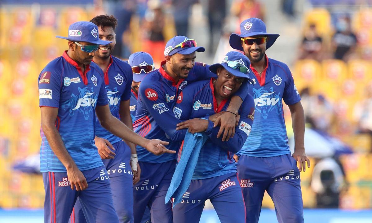 DC v RR | IPL 2021