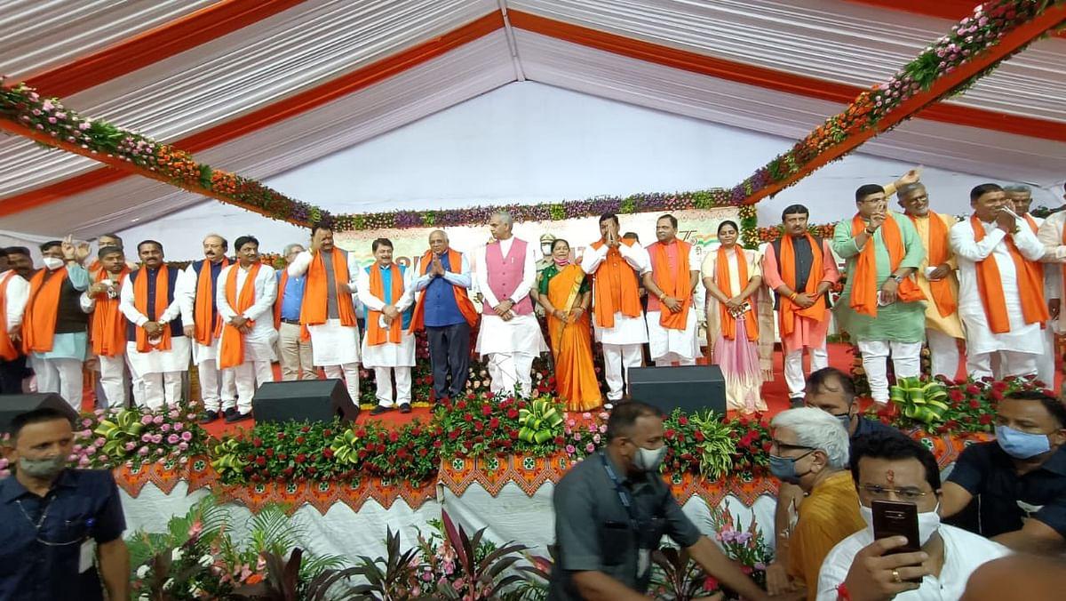 குஜராத் அமைச்சரவை