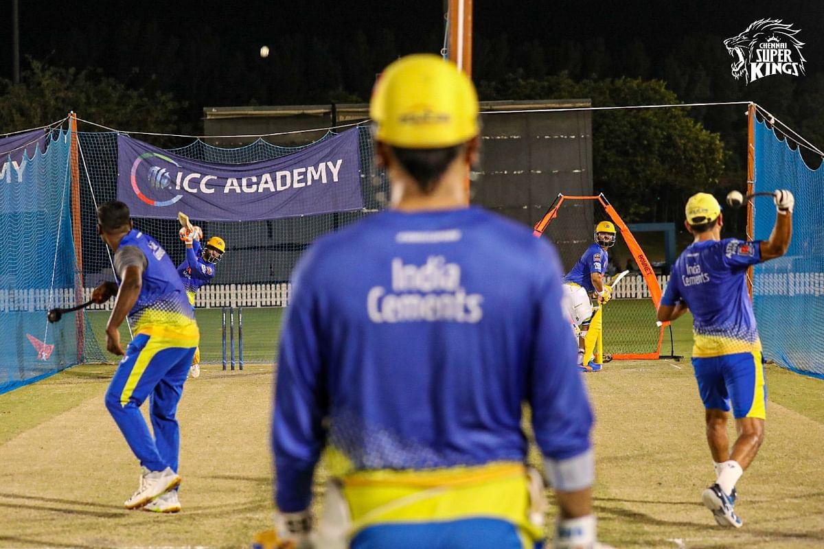 சிஎஸ்கே வீரர்கள் | IPL 2021