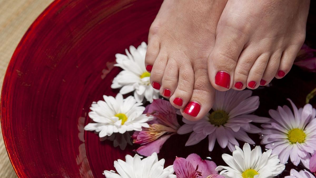 Feet (Representational Image)