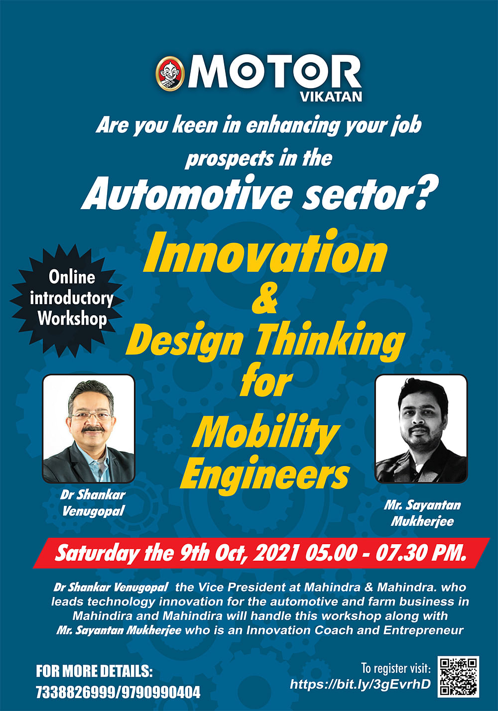 Innovation & Design Thinking for Mobility Engineers