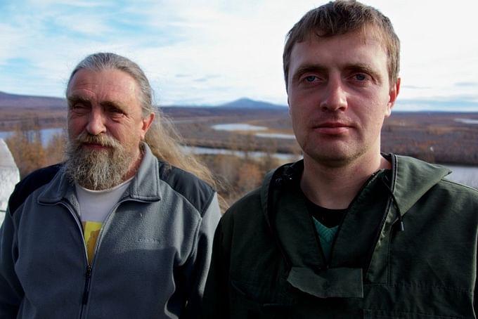 Sergey and Nikita Zimov