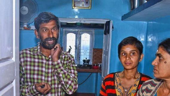தினேஷ்குமார் குடும்பம்