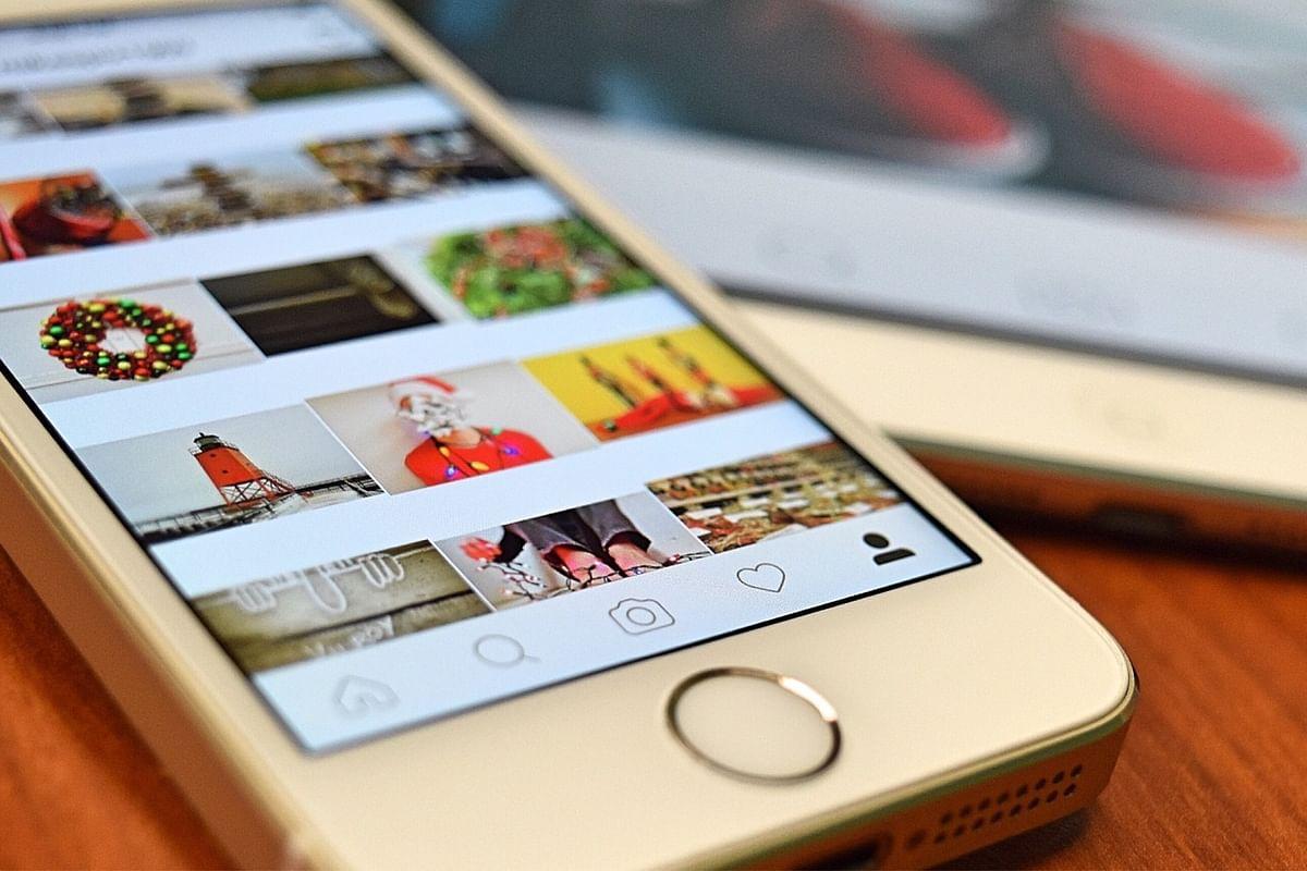 Instagram (Representational Images)