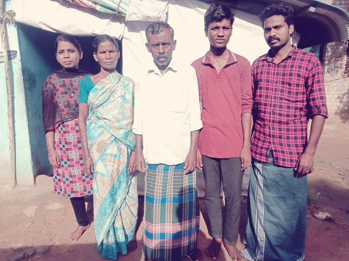 சதீஸ்குமார் குடும்பம்