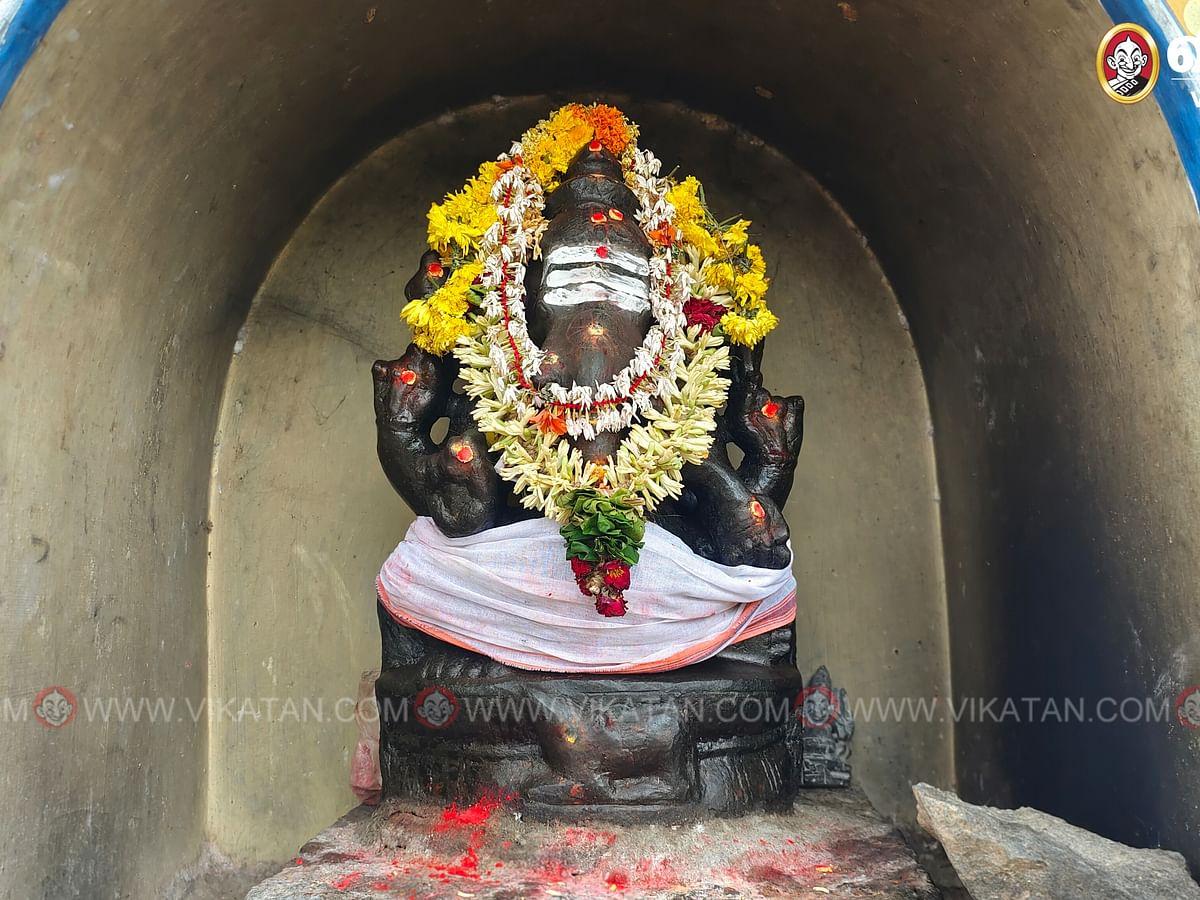 விநாயகர் சதுர்த்தி பண்டிகை சிறப்பு புகைப்படத் தொகுப்பு! #VikatanPhotoStory