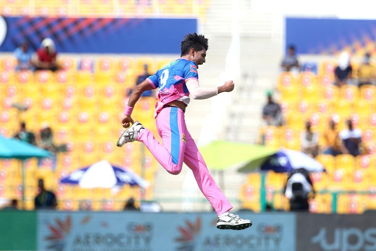 DC v RR   IPL 2021