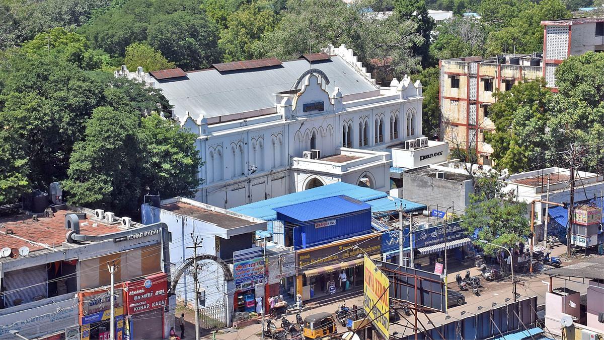 மதுரை விக்டோரியா எட்வர்டு மன்றம்