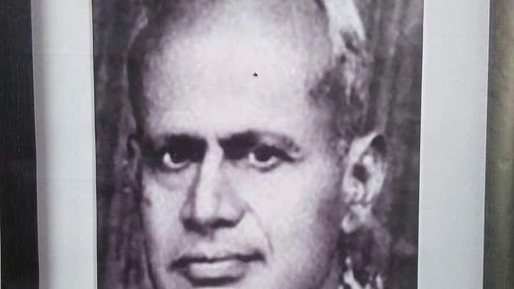 தியாகி எம்.ஏ.ஈஸ்வரன்