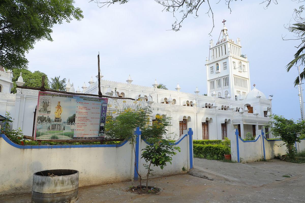அடைக்கல மாதா திருக்கோவில்