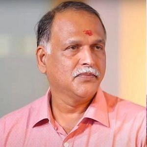 ஆர்.கே.ராதாகிருஷ்ணன் - மூத்த பத்திரிகையாளர்