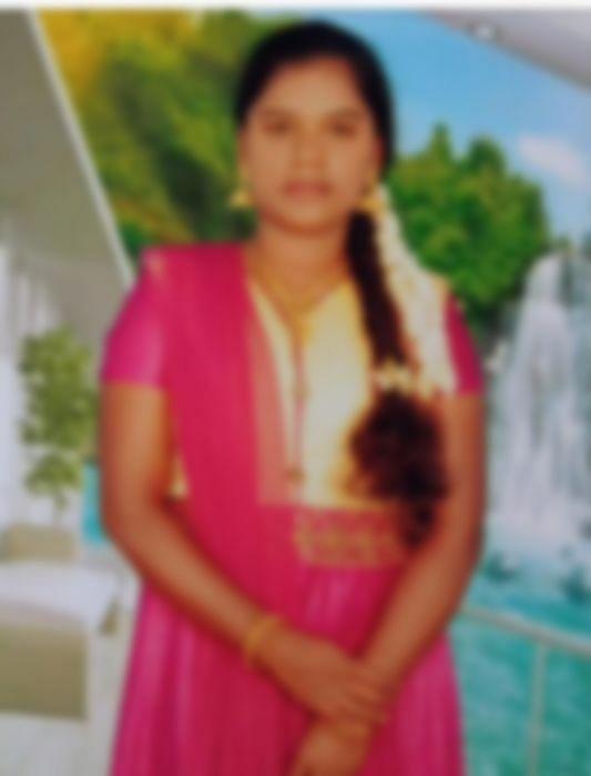 உயிரிழந்த கர்ப்பிணி பெண் லாவண்யா