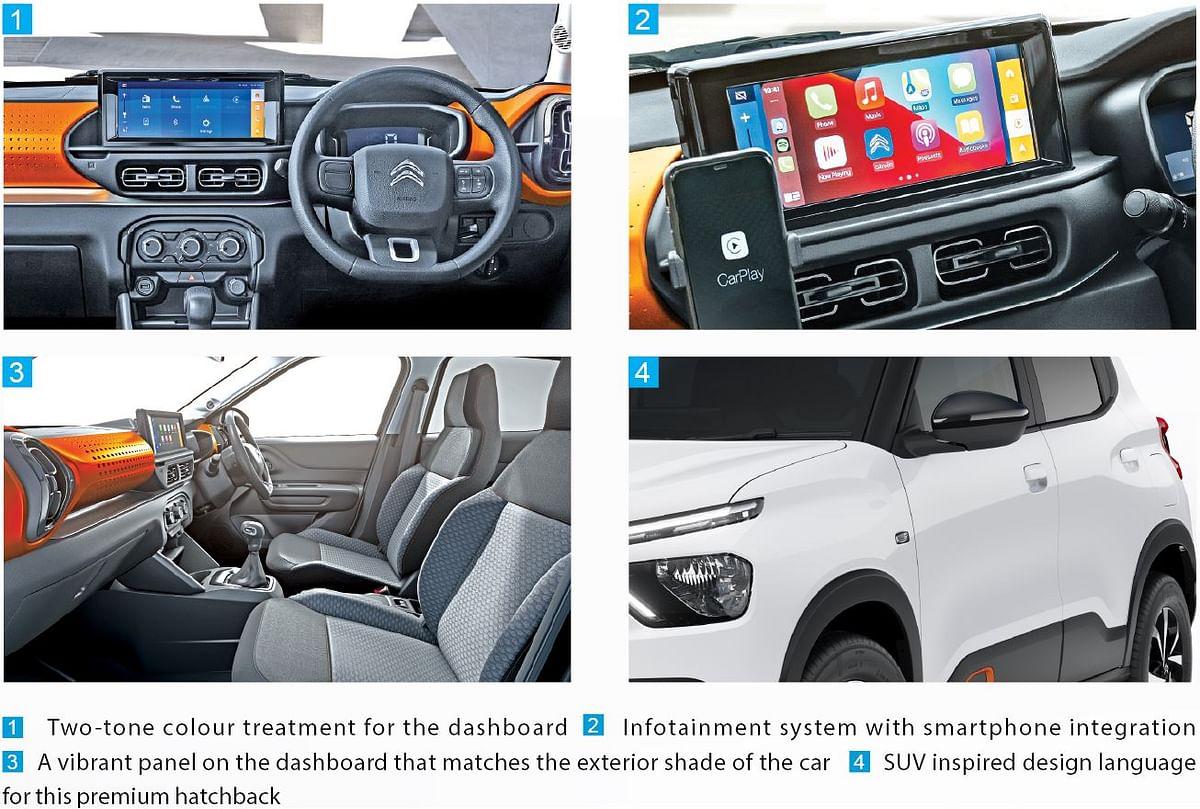 Citroen C3 - Premium hatchback in SUV styling