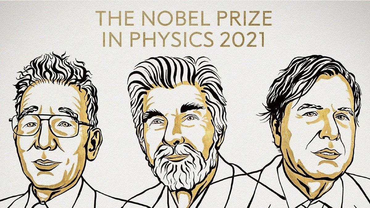 2021க்கான இயற்பியல் நோபல் பரிசு