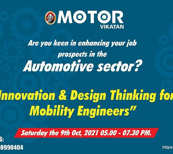 Workshop on innovation and design thinking