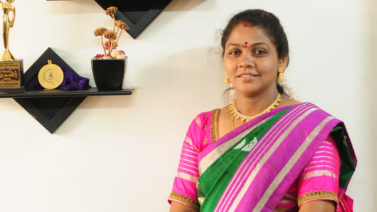ஜீவா கிருஷ்ணமூர்த்தி