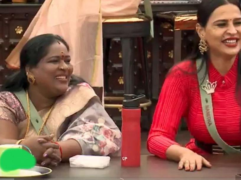 பிக் பாஸ் - 6 | ஒரு அர்த்தமற்ற சிரிப்பு… ஒரு கோபம்… ஒரு மன்னிப்பு… இரண்டு கிளாஸ் டீயோடு க்ளைமேக்ஸ்!