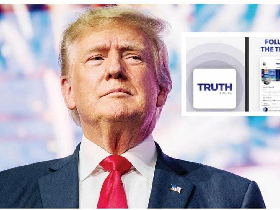 TRUTH - `சொந்தமாக சமூக வலைதளம் தொடங்குகிறார் டொனால்டு ட்ரம்ப்!'