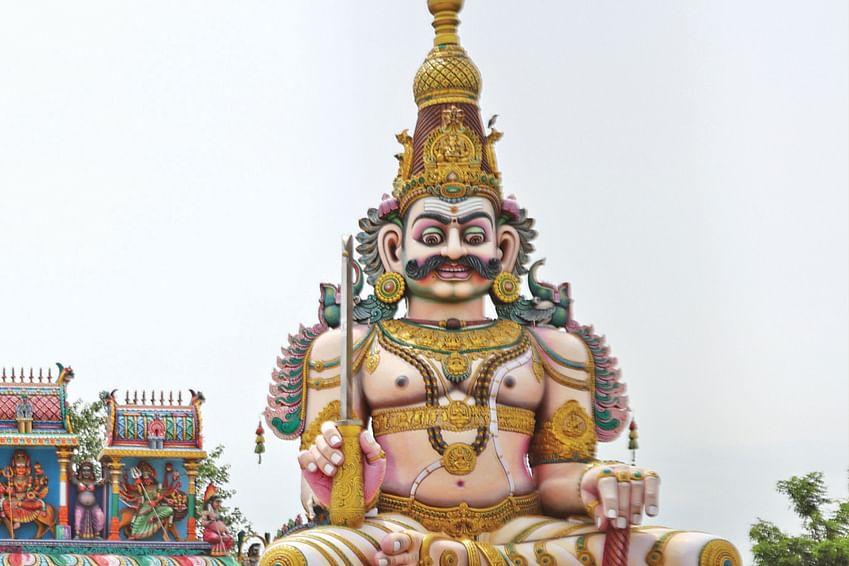 பாடிகாட் முனீஸ்வரர்