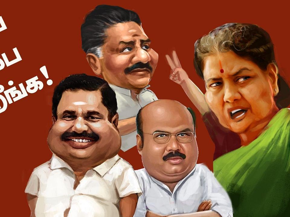 அதிமுக-வை மீட்குமா சசிகலாவின் அரசியல் டூர்?! | The Imperfect Show