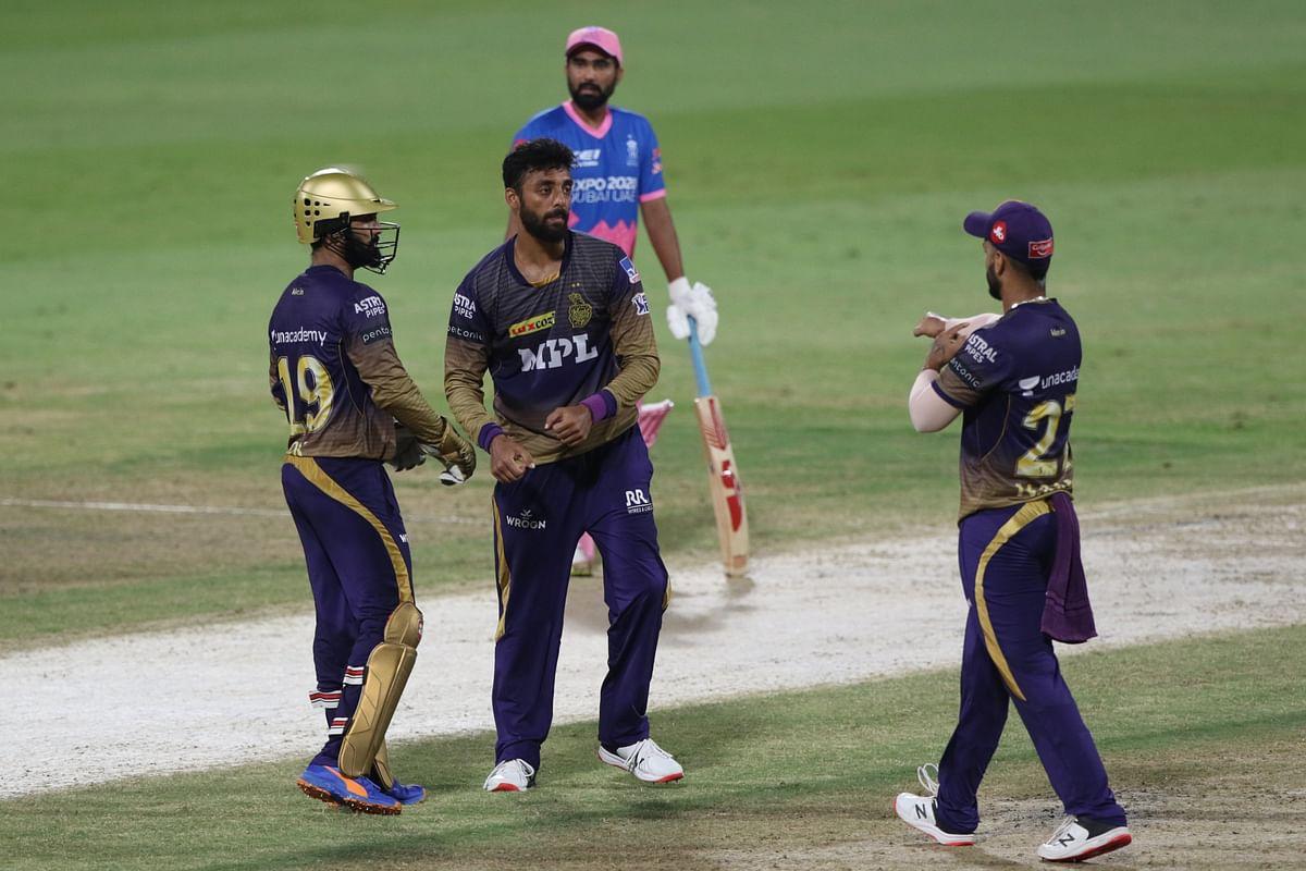 KKR v RR | IPL 2021