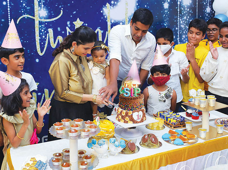 உங்கள் குழந்தைகளை கோடீஸ்வரர் ஆக்கும் 'பிறந்த நாள் பரிசு!' எளிமையான எஸ்.ஐ.பி மந்திரம்
