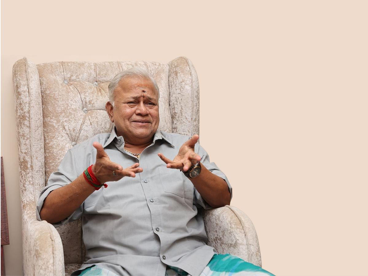 """""""தமிழக பா.ஜ.க-வில் கசப்புடன்தான் இருக்கிறேன்!"""""""