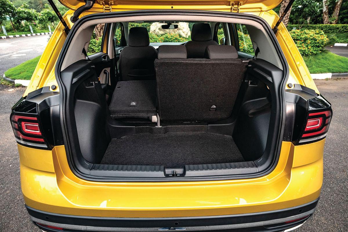 VW TAIGUN A SPORTY SUV