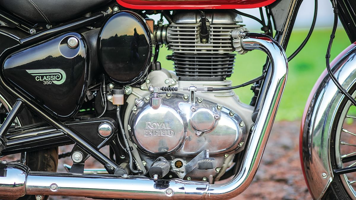 A New Thump in Town - Royal Enfield Classic 350