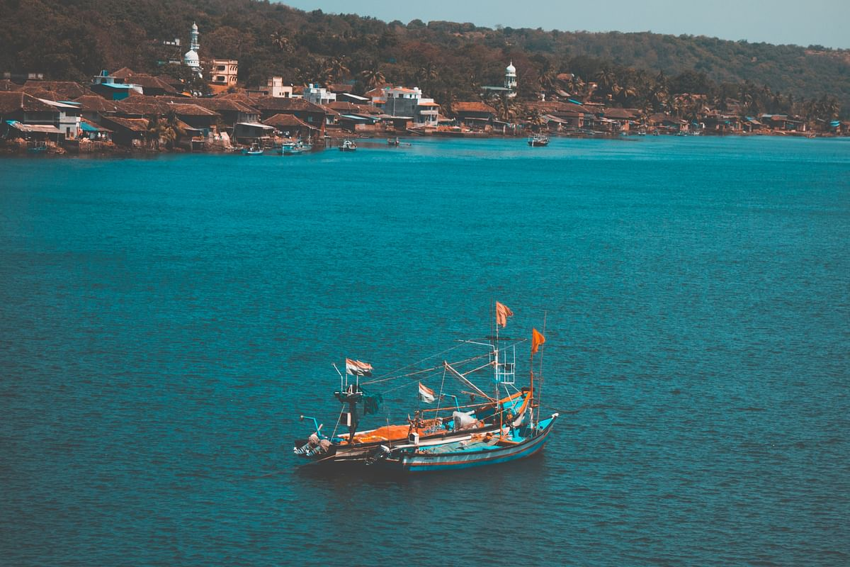 Pedalling Along the Konkan Coast