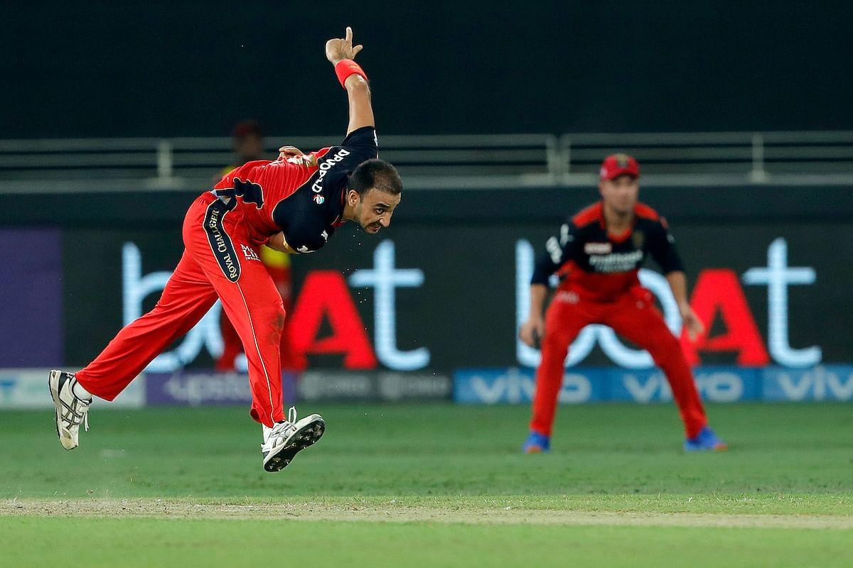 Harshal Patel | RCB v DC | IPL 2021