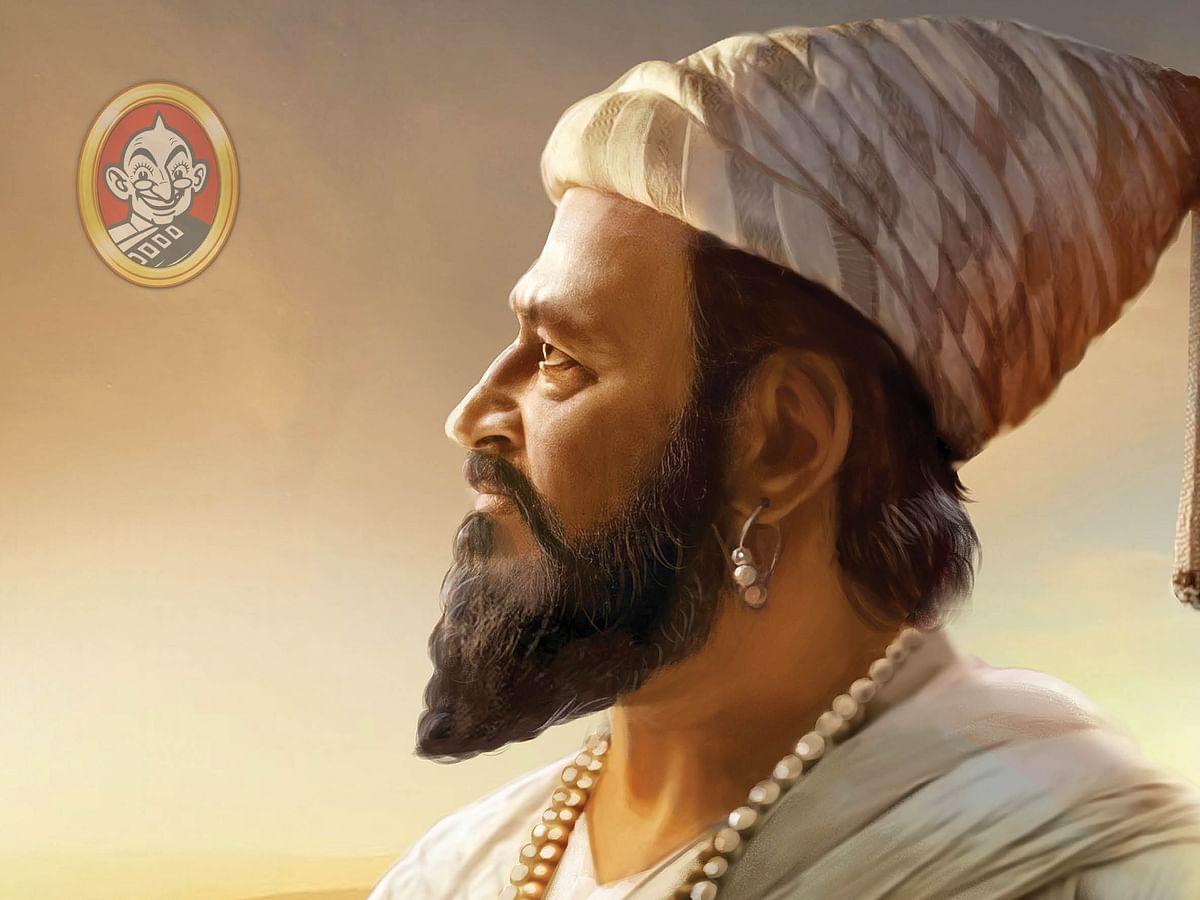 சத்ரபதி சிவாஜியாக ரஜினி