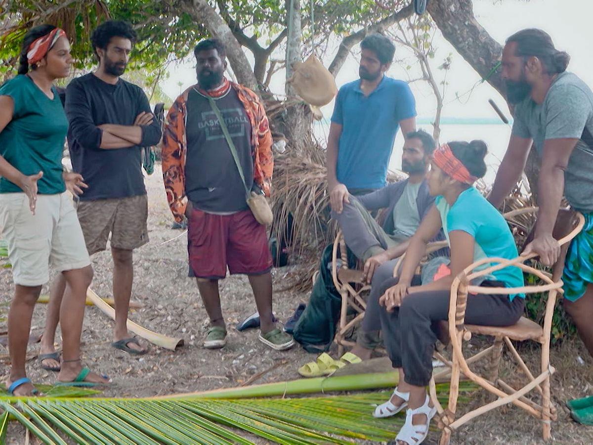 சர்வைவர் - 27 | விஜயட்சுமி vs சரண்... அதிகம் வழியும் போட்டியாளர் யார்?
