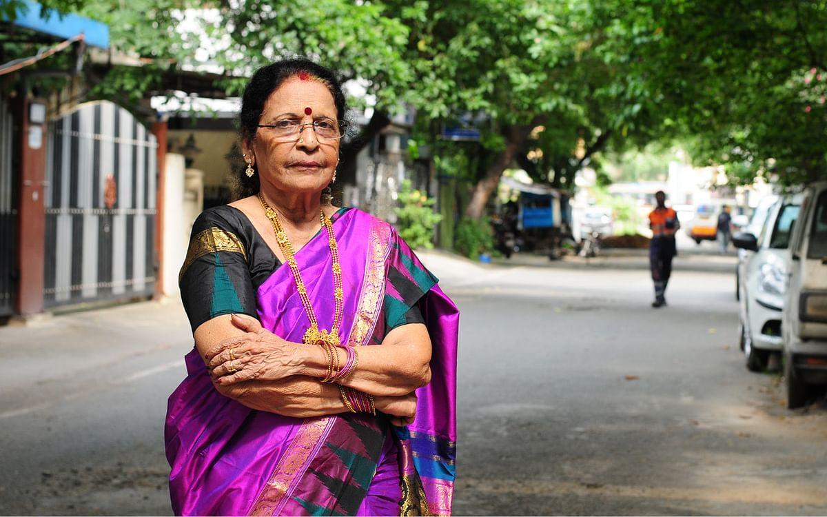 புலியூர் சரோஜா