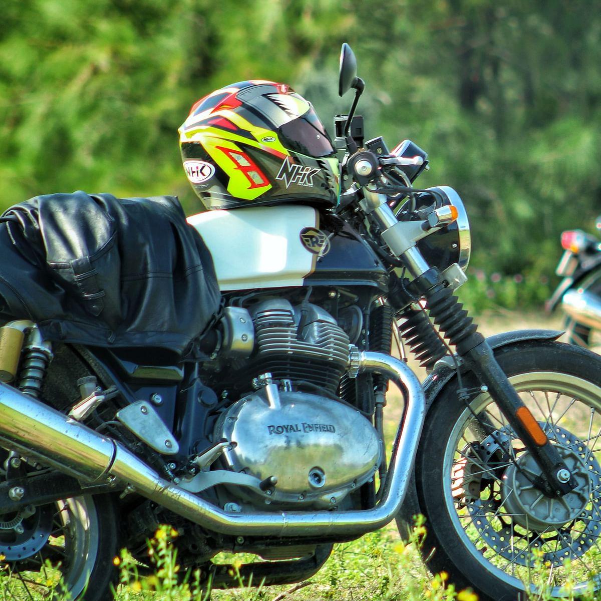 How to Choose a Motorcycle Helmet