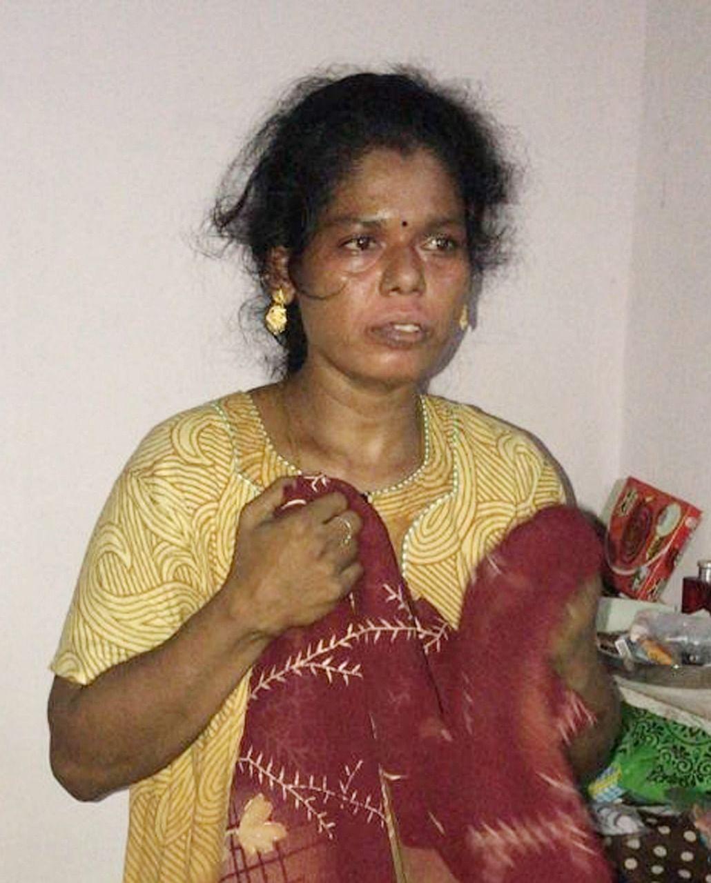 குழந்தையை கடத்திய விஜி