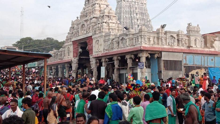 திருச்செந்தூர் சுப்பிரமணியசுவாமி கோயில்