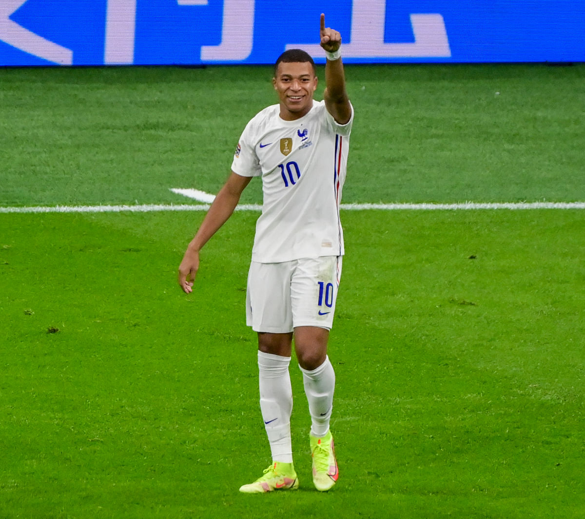 கிலியன் எம்பாப்பே - பிரான்ஸ்- Nations League