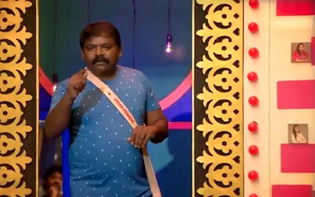 பிக் பாஸ் - 4   படுத்தே விட்டானய்யா அபிஷேக்... இமான் அண்ணாச்சியின் சோக சிரிப்பும், டிஸ்லைக்ஸூம்!