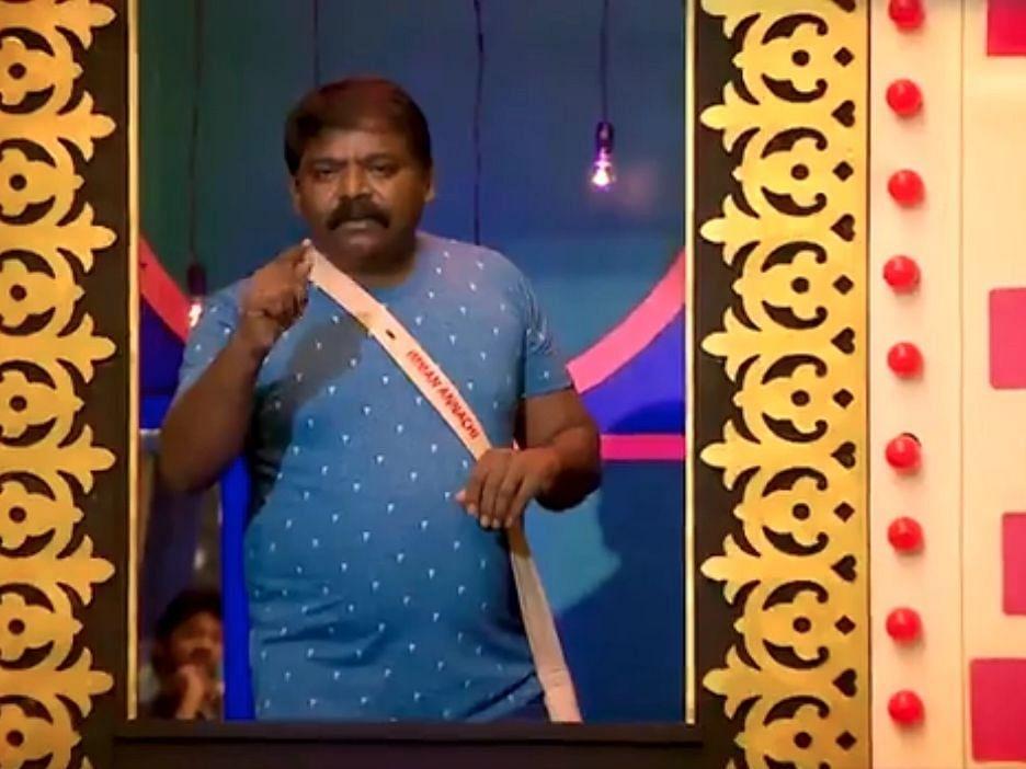 பிக் பாஸ் - 4 | படுத்தே விட்டானய்யா அபிஷேக்... இமான் அண்ணாச்சியின் சோக சிரிப்பும், டிஸ்லைக்ஸூம்!
