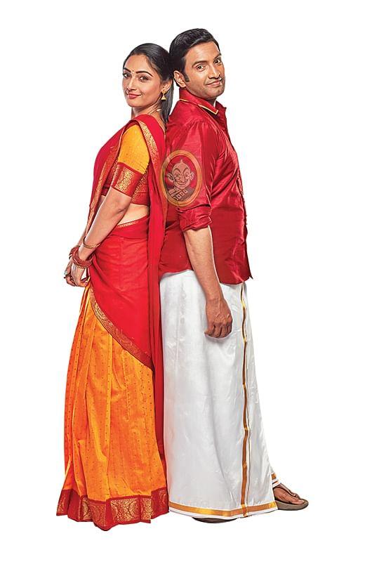 'ஏன் பிரபல ஹீரோயின்களுடன் நடிப்பதில்லை?' - மனம் திறக்கும் சந்தானம்